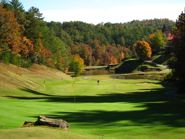 Helen GA Golf Packages