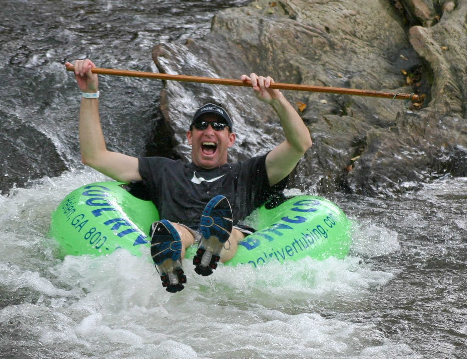 Helen GA Chattahoochee RiverTubing