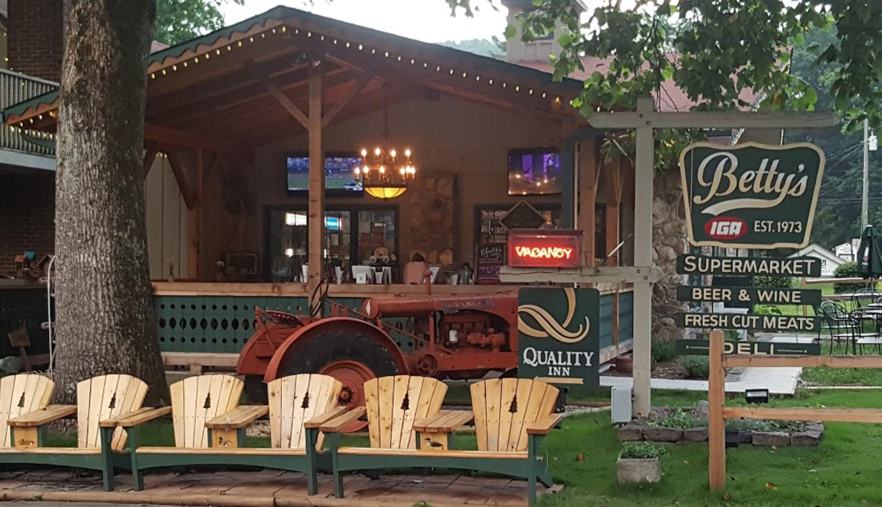 Grocery Stores in Helen GA | Pinnacle Cabin Rentals