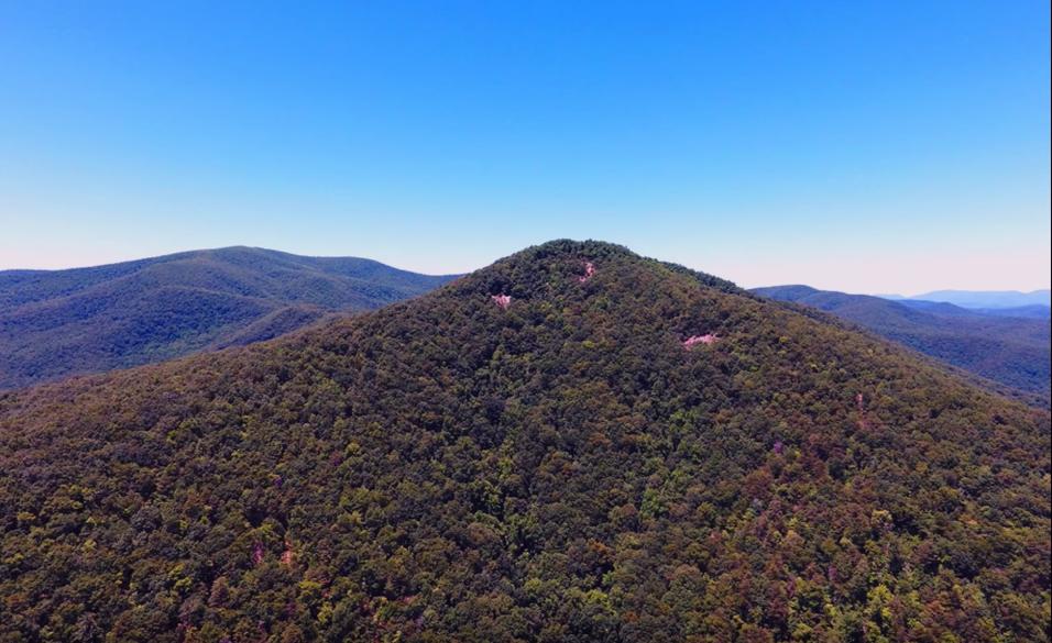 Tray Mountain | Chimney Mountain | Pinnacle Cabin Rentals