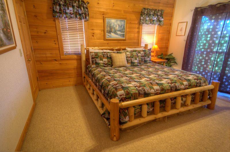 1 Or 2 Bedroom Helen Ga Cabin Rental Buckhead Lodge
