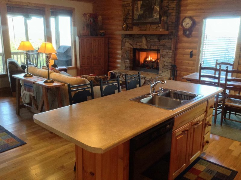 3 Bedroom Luxury Vacation Cabin Near Helen Ga Yonah Mountain